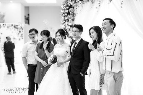 trọn gói ngày cưới - nhà hàng