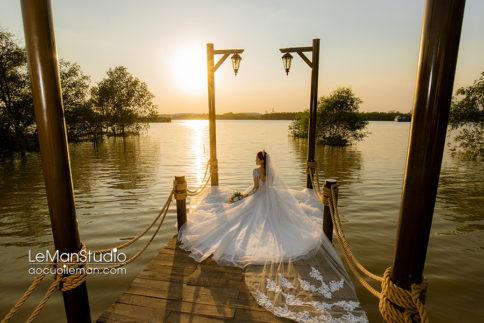 album cưới phim trường L'amour